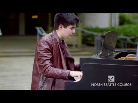 Dream Big--North Seattle College Commercial