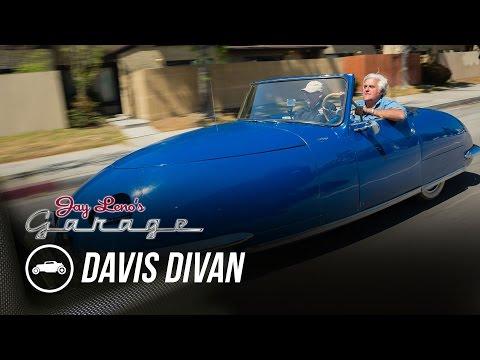 1948 Davis Divan - Jay Leno
