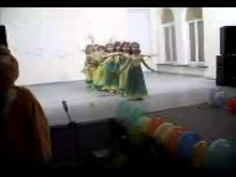танец Золотая Осень .3gp