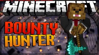 Minecraft BOUNTY HUNTER Minigame w/ AcidicBlitzz and Taz
