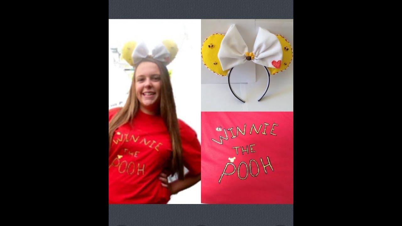 Diy winnie the pooh costume youtube diy winnie the pooh costume solutioingenieria Images