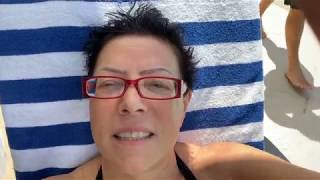 🔴 В гостях у Аллы 🔴 бассейн в комьюнити Флорида Америка 22.06.2019