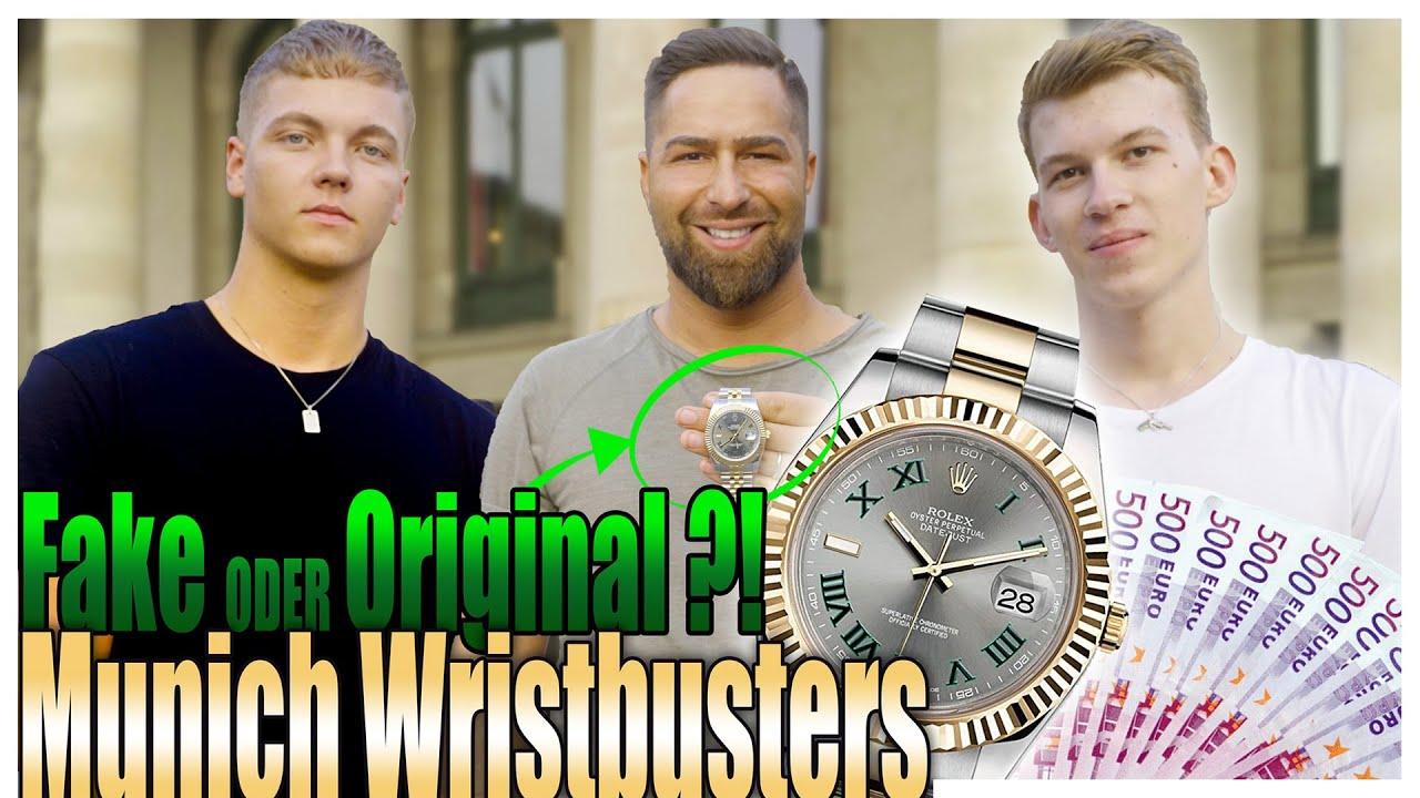 Munich Wrist Busters |  Shayan Garcia