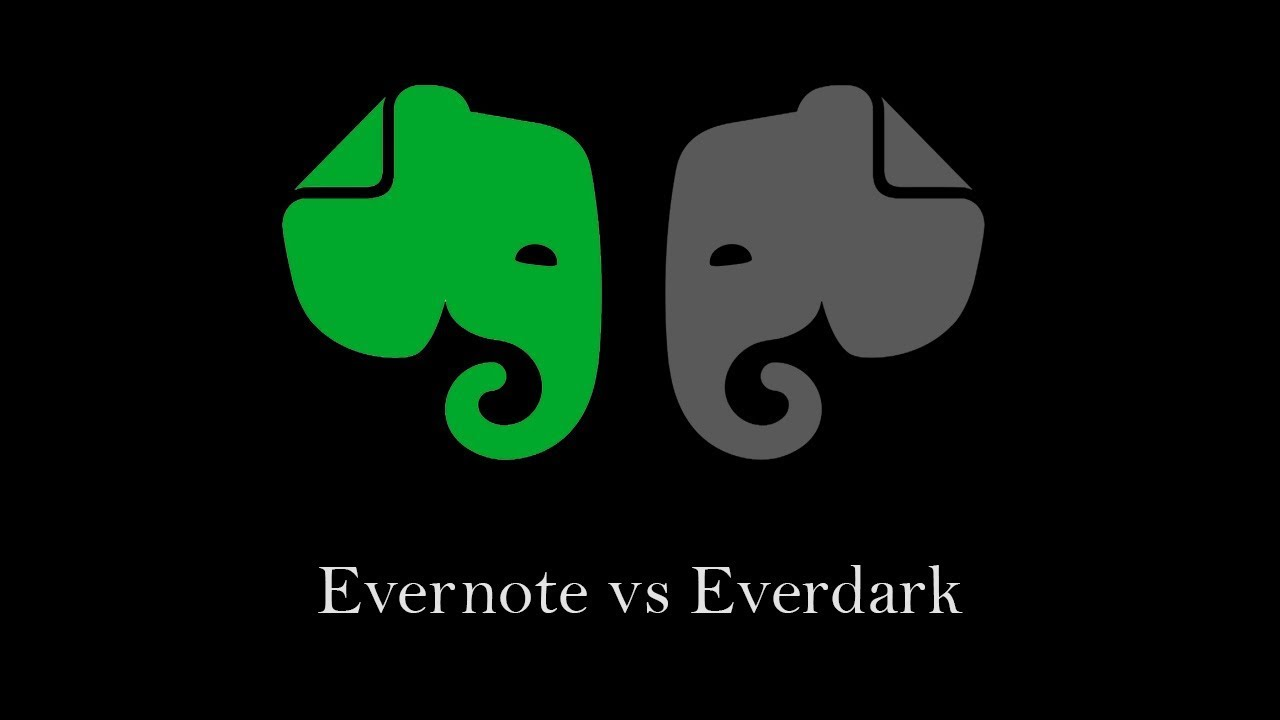 How to enable Evernote Web Dark Mode   Night Eye