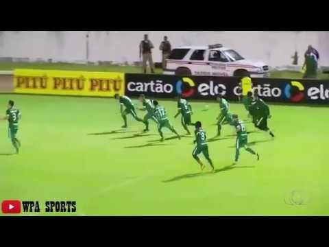 Boa/MG 0 (2) x (3) 0 Goiás - Copa do Brasil 2017