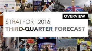Overview: Third-Quarter Forecast 2016