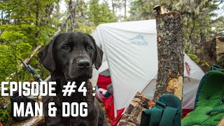 Solo Camping with my Dog: 68 Days EP.4