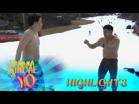 Banana Sundae: Ryan and Jayson pick a fight
