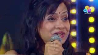 Stylish DQ -Dulquer salman @ Pranama sandya In Flowers tv