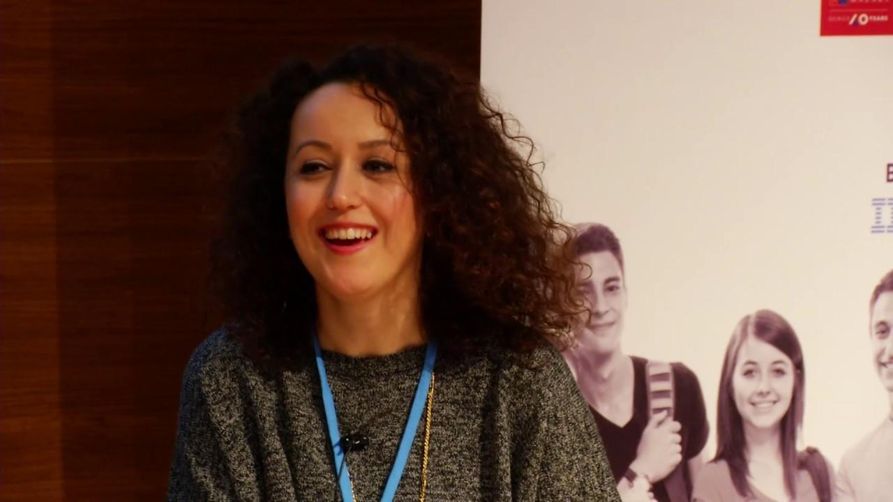 Seda Köknel - Bu Gençlikte İŞ Var! Ve Sonrası (Bu Gençlikte İŞ Var! 2017 Eğitim Kampı)