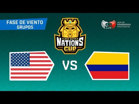 Cr Nations Cup Colombia Vs Usa
