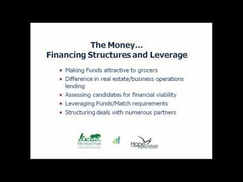 Webinar - Financing Healthy Food Retail 2.0