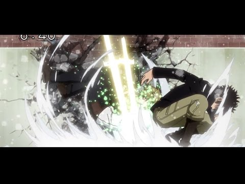 World Trigger Attackers MAD