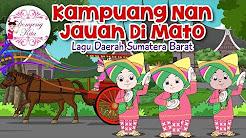 Video Mix - Kampuang Nan Jauah Di Mato | Lagu Daerah Sumatera Barat | Budaya Indonesia | Dongeng Kita - Playlist