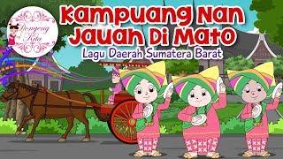 Kampuang Nan Jauah Di Mato | Lagu Daerah Sumatera Barat | Budaya Indonesia | Dongeng Kita