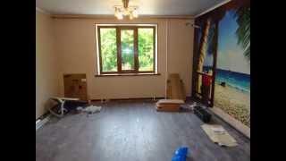 Уборка квартиры после ремонта.