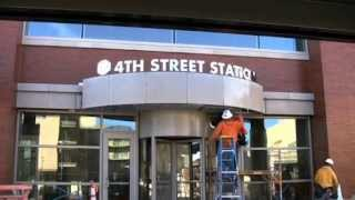 RTC 4th Street Station Grand Opening Video