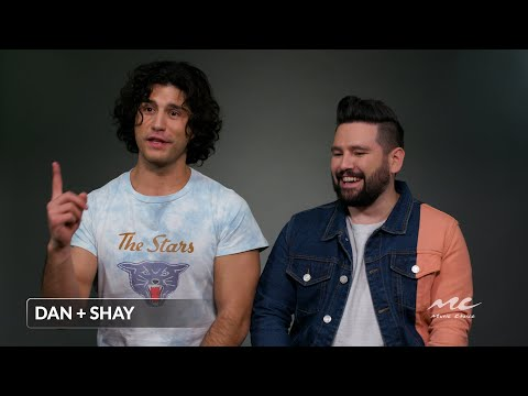 Dan + Shay are Kelly Clarkson's #1 and #2 Fans
