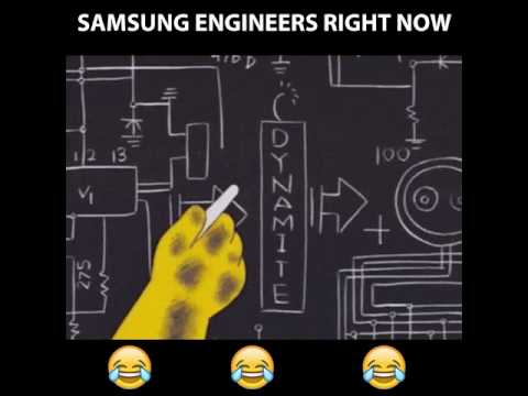 Samsung Engineers | Try and try again