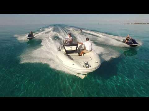 Motor Yacht Blu 470 - Tenders
