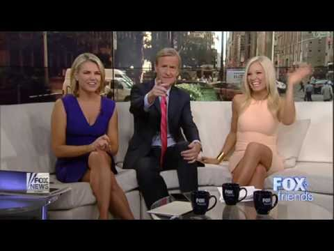 Anna Kooiman, Heather Nauert 8-3-16