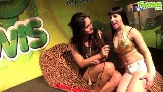 Entrevista de Camila Montalban a Brenda Boop
