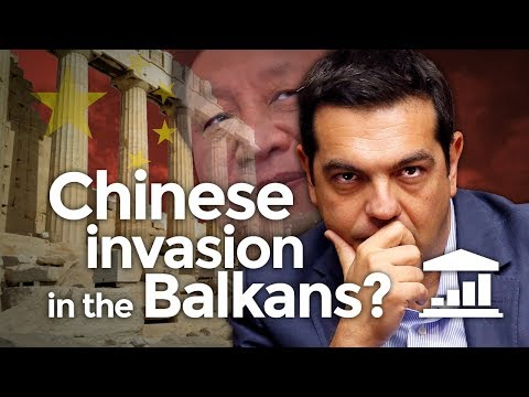 Why is CHINA investing in the BALKANS? - VisualPolitik EN