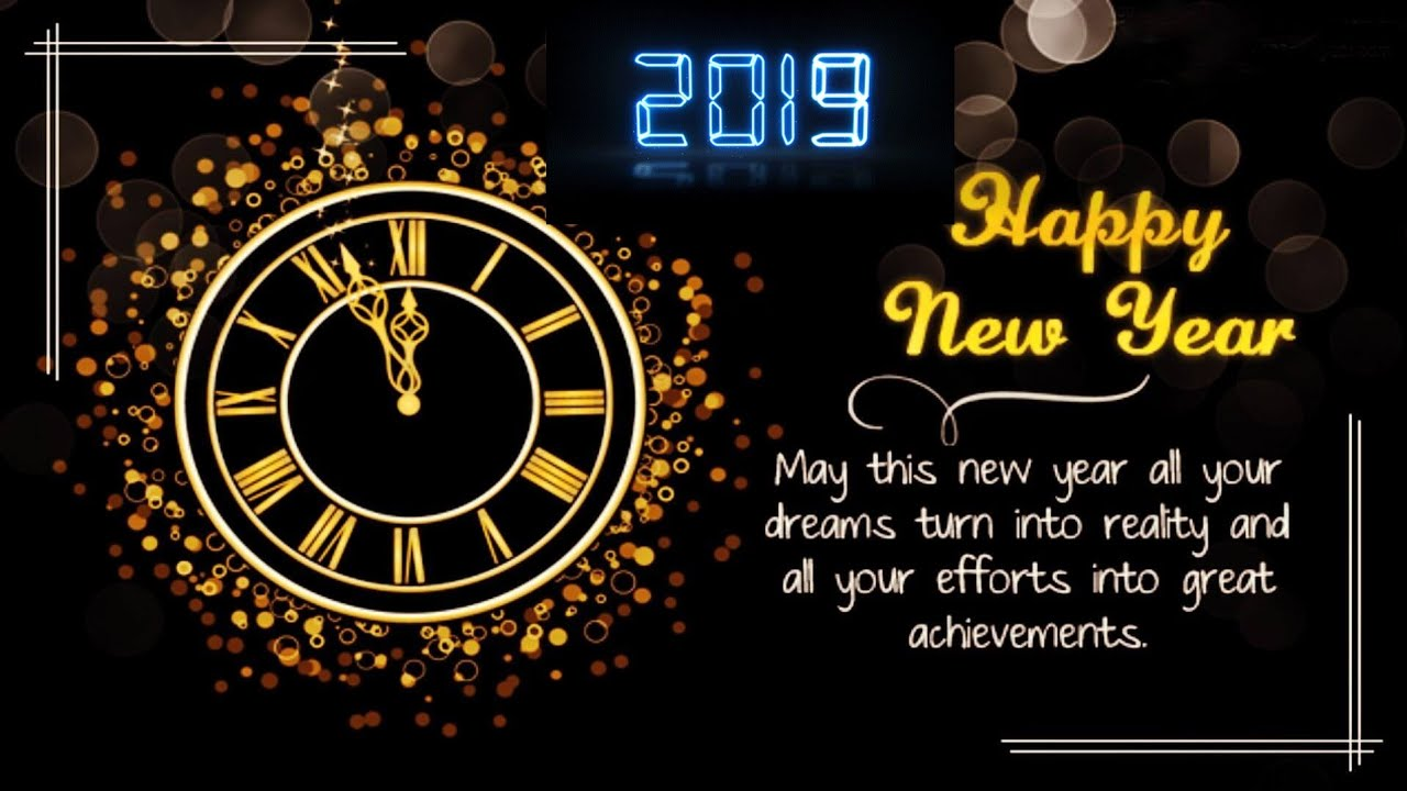 happynewyear2019 happy new year whatsapp status new year status new year wishes greetings 2019