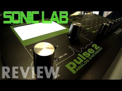 Waldorf Pulse 2 Analog Synth- Sonic Lab Review