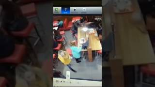 Кража сумки в кафе / Theft of bags in a cafe