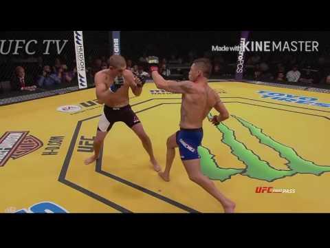 UFC 200 все бои в одном видео.