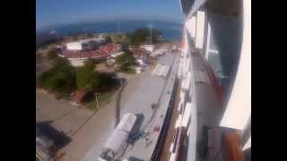 Carnival Miracle Cruise 2015 Mexican Riveria Gopro Cabo San Lucas And Puerto Vallarta