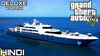 BUYING $12,000,000 YACHT in GTA V | KrazY Gamer |