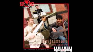 Anjuman - Traditional Afghan Folk Song in Raag Khamaj & Afro Cuban 6/8