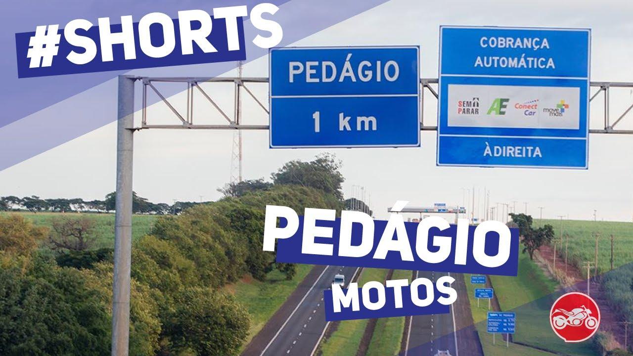 PEDÁGIOS MAIS CAROS DO BRASIL PARA MOTOS #Shorts
