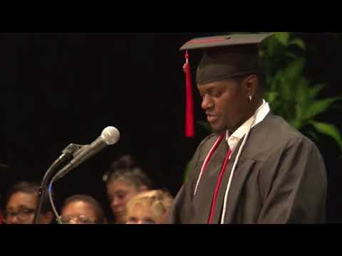 Joshua Leonard's Commencement Speech