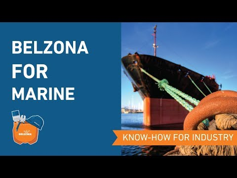 Belzona in the Marine Industry