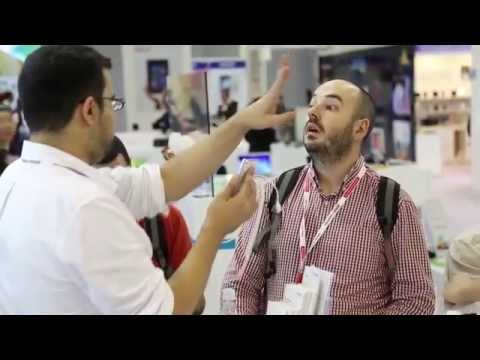 DOOGEE в Гонконге на ярмарке Global Sources Mobile 2014