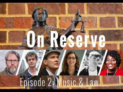 Episode 2: Music & Law