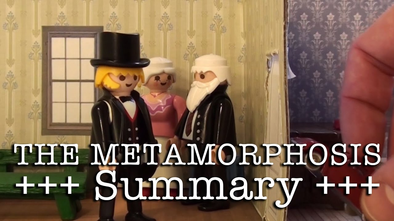 metamorphosis play summary