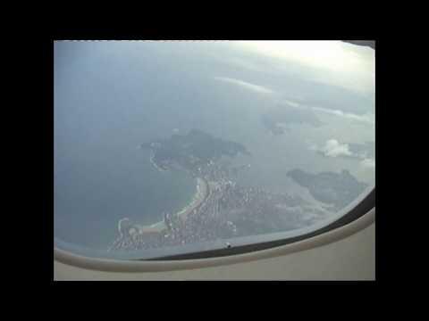 Qantas 747-300 Honolulu to Sydney 2005