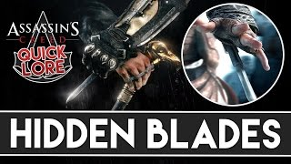 The History of The Hidden Blades   Assassin's Creed Quick Lore