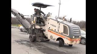 В Губкинском округе Автодор выполнил ямочный ремонт в объёме более 3тыс. кв.м