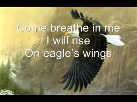 on eagles wings lyrics pdf