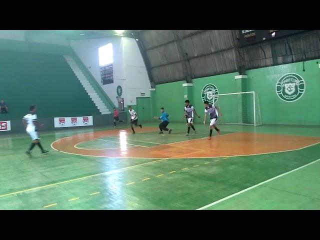 SB Futsal/Tina Lanches 5 x 2 Escola de Futsal SB - Final Infanto-juvenil masculino