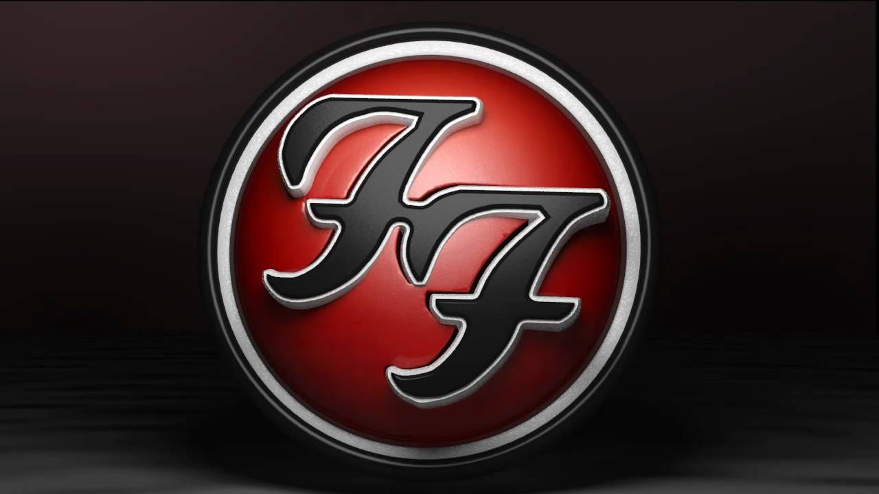 Foo Fighters Logo 3d 720p Youtube