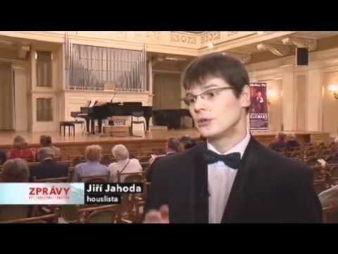 Novoroční koncert Moravského klavírního tria 1.1.2012