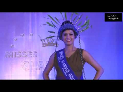 Misses Glamour India 2017 Full Videos