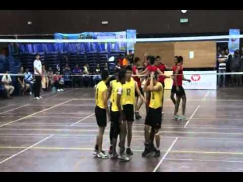 Malaysia Volleyball League 2011 - Bukit Jalil Sports School