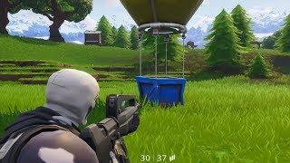 Legendary Burst Gameplay NEW Fortnite Legendary Epic Burst Gameplay Fortnite NEW GUN